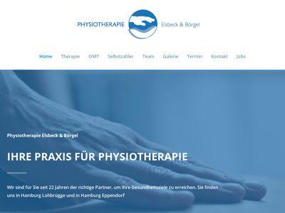 PEB-Physiotherapie Elsbeck & Börgel