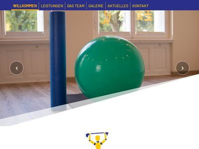 Physiotherapie Anne Friedländer