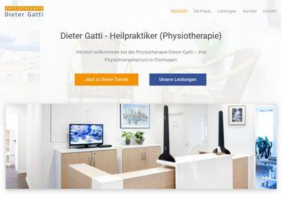 Dieter Gatti Physiotherapie