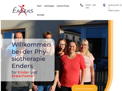 Ulrich Enders Physiotherapie