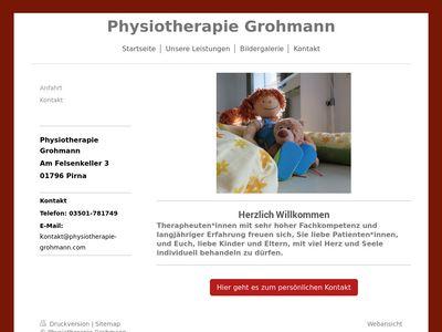 Louise Schumann Praxis für Physiotherapie