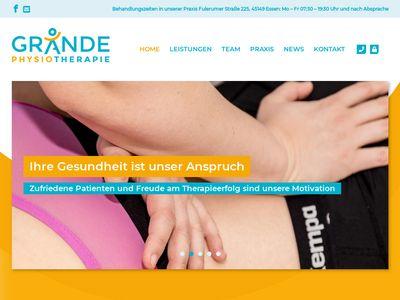 Physiotherapie Grande