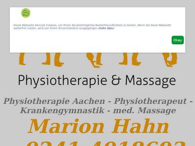 Physiotherapie Hahn