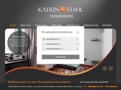Physiotherapie Katrin Stahl