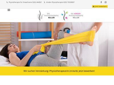 Die Physiotherapie Keller