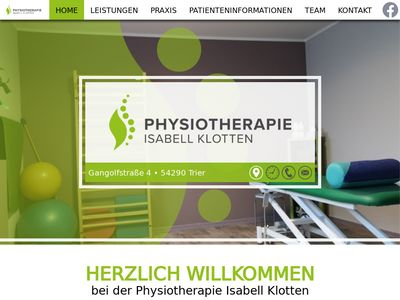 Physiotherapie Klotten-Lorré