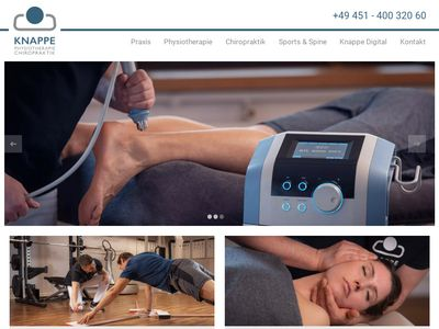 Physiotherapie Knappe