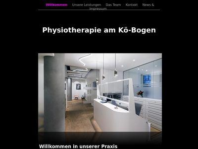 Physiotherapie am Kö- Bogen