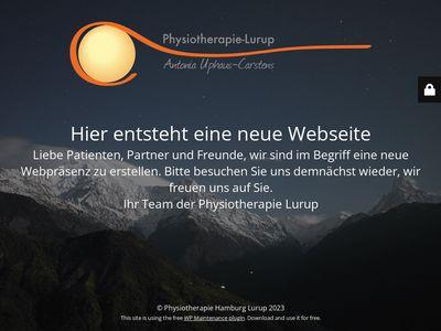 Physiotherapie Antonia Uphaus-Carstens