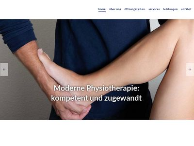 Physiotherapie Martin Ehlers