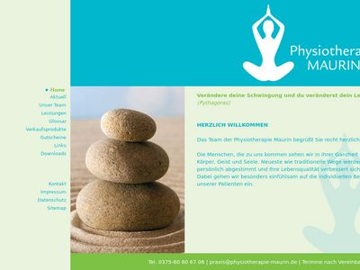 Physiotherapie Maurin
