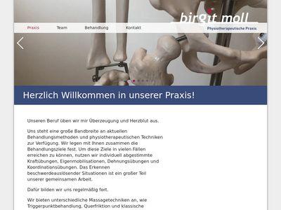 Praxis für Physiotherapie Birgit Moll