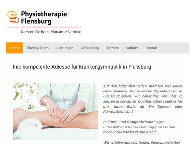 Klink Physiotherapie