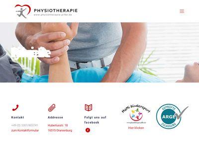 Physiotherapie Pilke