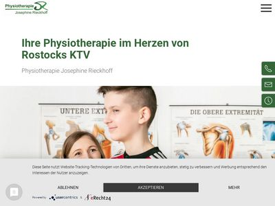 Physiotherapie Rieckhoff