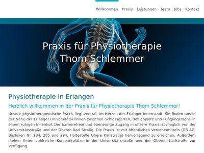 Thom Schlemmer Krankengymnastik-Praxis