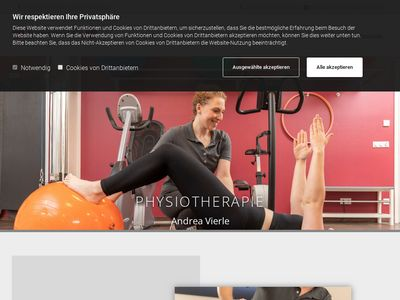 Vierle Andrea Physiotherapie