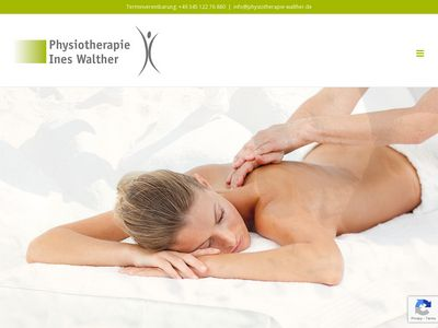 Physiotherapie Ines Walther