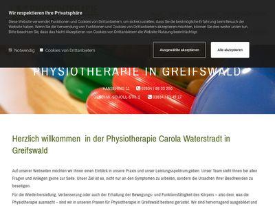 Physiotherapie Carola Waterstradt