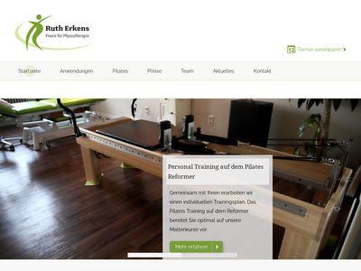 Praxis für Physiotherapie Ruth Erkens