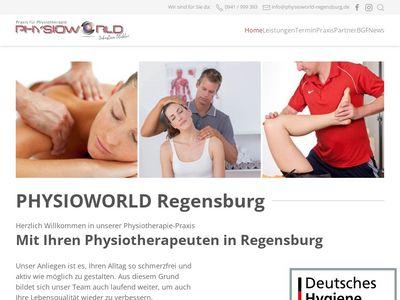 Physioworld-Regensburg Physiotherapie