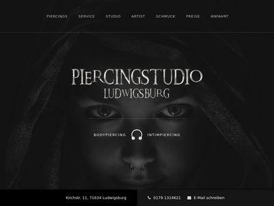 Piercingstudio ludwigsburg