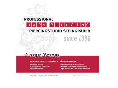 Piercingstudio Steingräber