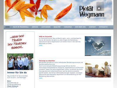 Pietät Wegmann GmbH