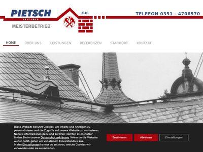 Pietsch Dach-Wand-Abdichtung e.K.