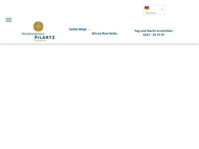 Bestattungshaus Pilartz e.K.