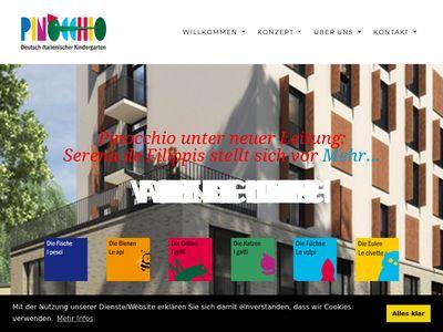 Pinocchio, Deutsch- Italienischer Kindergarten