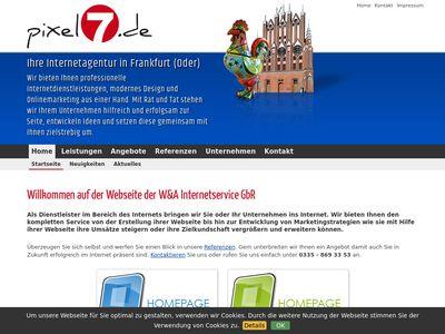 W&A Internetservice GbR