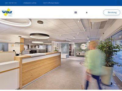 Platten-Wolf GmbH