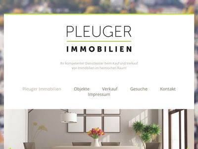 PLEUGER Immobilien Inh. Andrea Vicent
