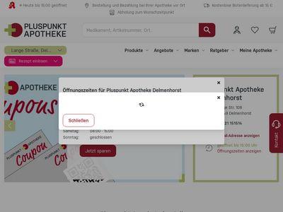 Pluspunkt Apotheke Delmenhorst