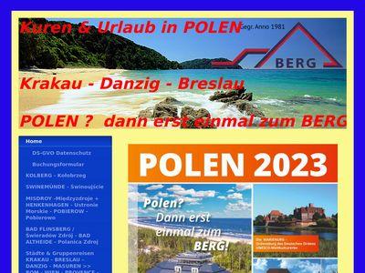 BERG Reisebüro Gora Josef