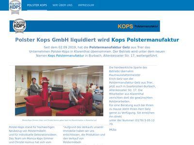 Polster Kops GmbH