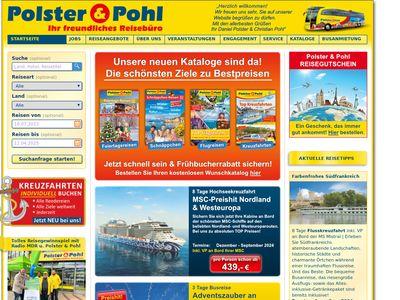Polster und Pohl Reisen