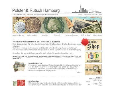 Polster & Rutsch