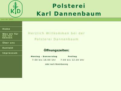 Karl Dannenbaum Polstermöbel e.K.