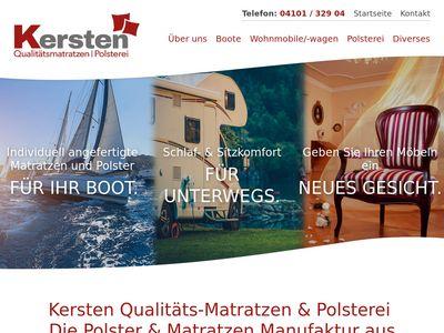 Kersten Qualitäts-Matratzen & Polsterei