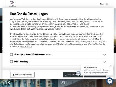 Porsche Zentrum Bamberg