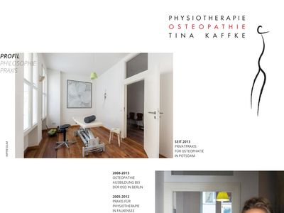 Physiotherapie Osteopathie Tina Kaffke