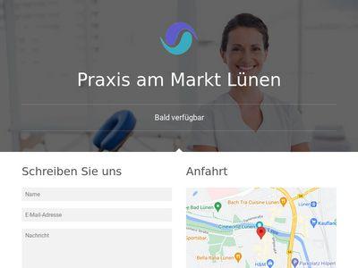 Praxis am Markt Physiotherapie