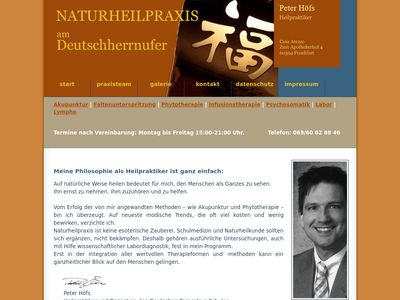 Höfs Peter Naturheilpraxis