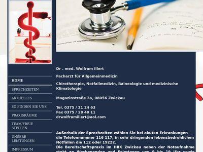 Praxis Dr. Wolfram Illert