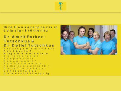 Arztpraxis Dr. Amrit Forker-Tutschkus