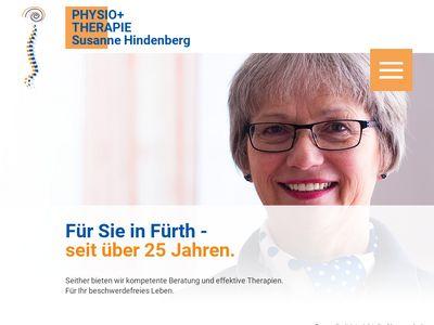 Physiotherapie Susanne Hindenberg