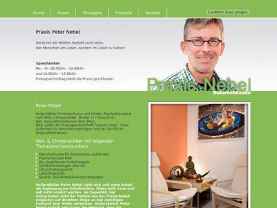 Peter Nebel Heilpraktiker