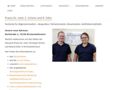 Dr. Jens Klee Arzt